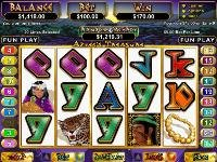 Play Aztec Treasure Slots now!