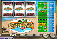 Play Swept Away Slots now!