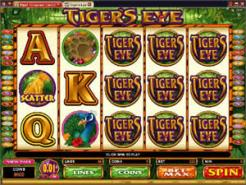 Play Tiger's Eye Slots now!