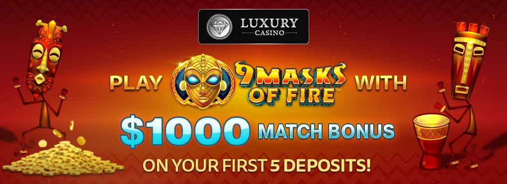 Luxury Casino No Deposit Bonus Codes