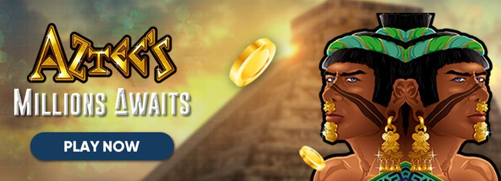Enjoy The Treasures Offered At Aztec Riches Casino