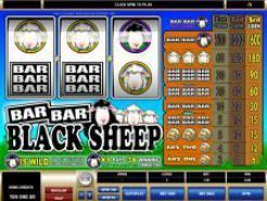 Bar Bar Black Sheep Slots