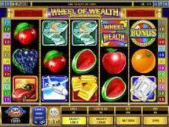 Wheel of Wealth Slots