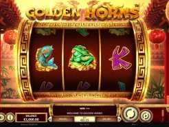 Golden Horns Slots