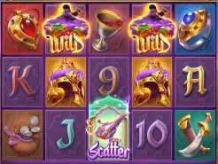Genies 3 Wishes Slots